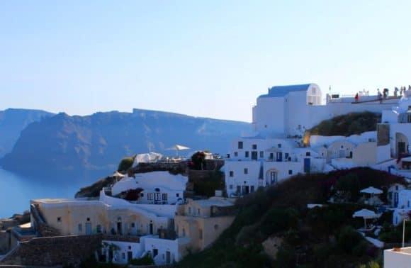 La Crète de l'Ouest et Santorin
