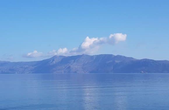La Crète de l'Ouest en 2 étapes