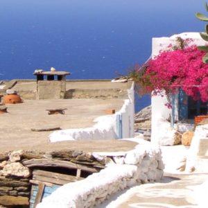 Tinos Santorin Amorgos et Athènes