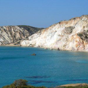 Milos, l'île des couleurs