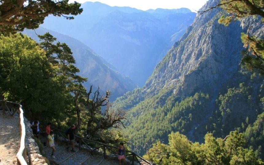 Les Gorges de Samaria : Une randonnée inoubliable