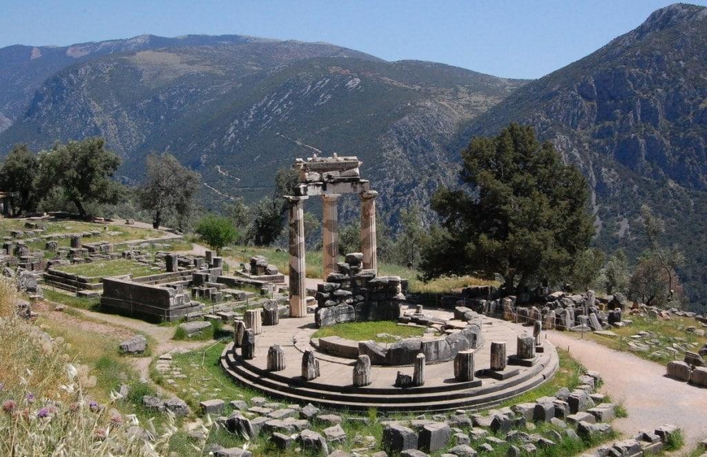 Séjour Grèce continentale : Delphes