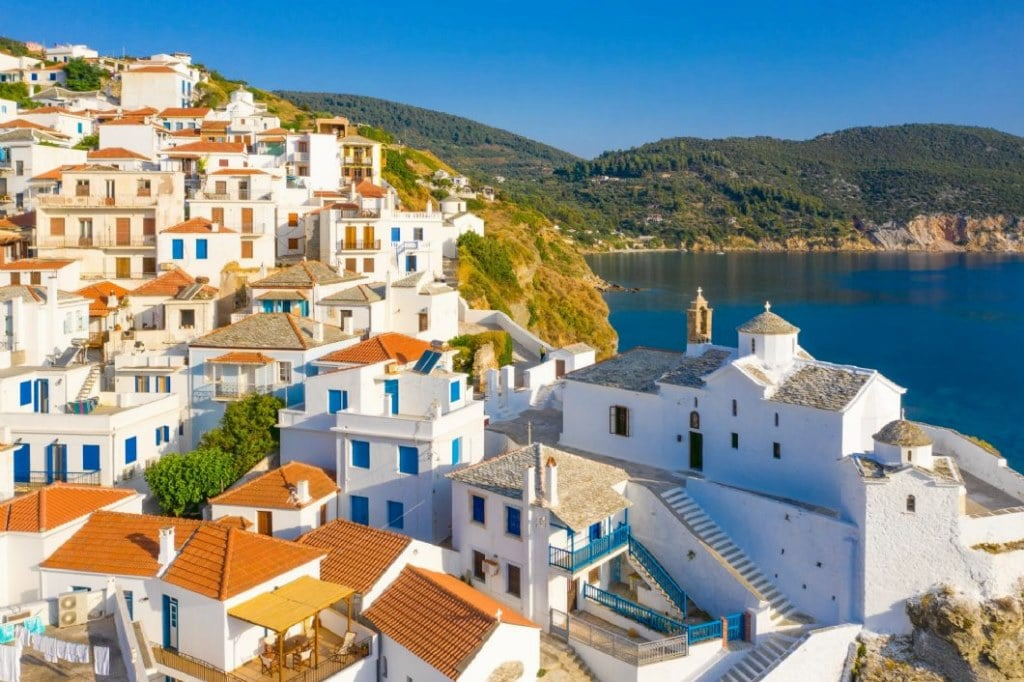 Séjour Grèce continentale : Skopelos