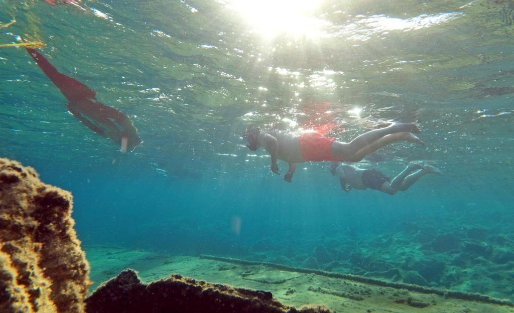 snorkeling Kissamos