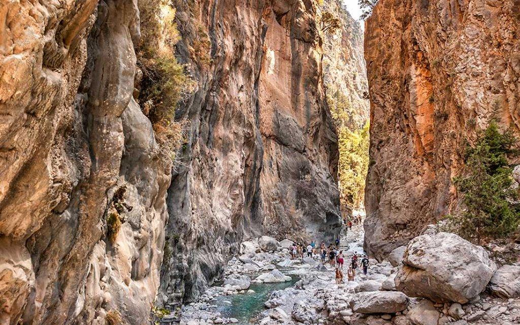 Randonée Gorges de Samaria