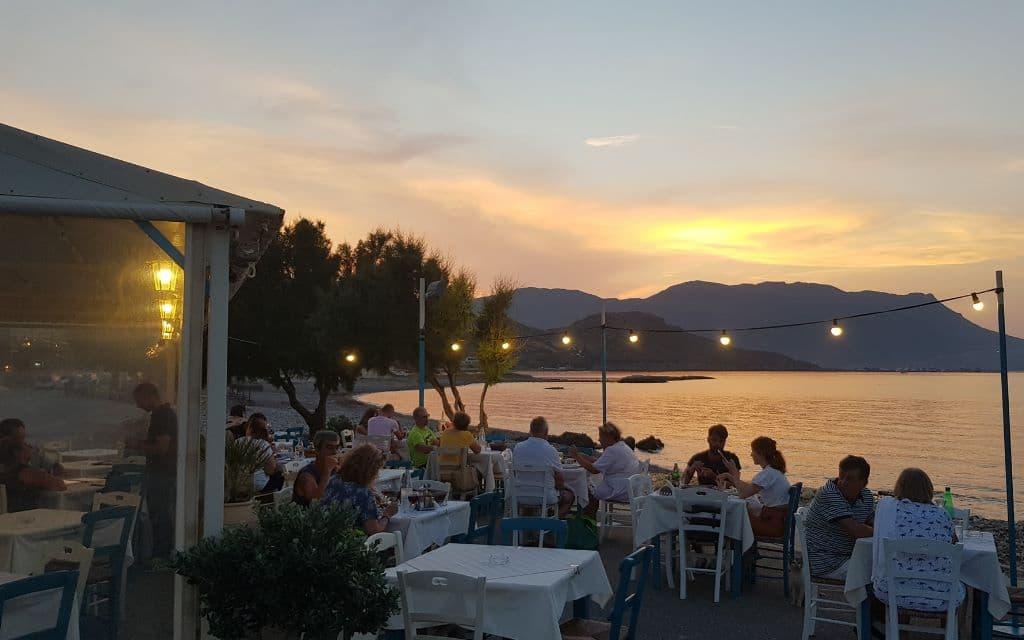 Séjour Crète Taverne Sunset Crete Azur