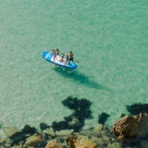 Location Stand Up Paddle  Sup et Big Sup à Kissamos Crète de l'Ouest.