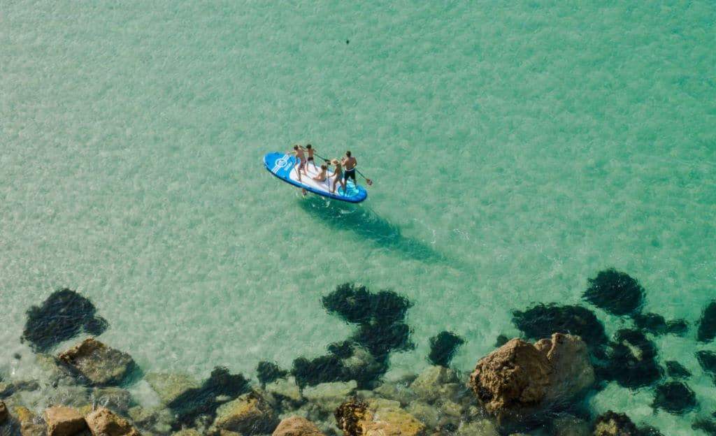 Stand up paddle Kissamos